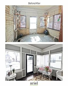 "Nichole Curtis, the amazing things you can do with a ""dilapidated"" old house"