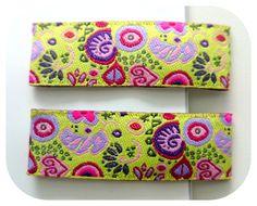 Haarspangen Set * Yellow Flower* von Gisan - handmade with love auf DaWanda.com