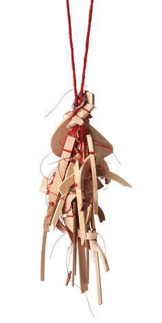 Necklace (A Boat is a Boat... Is a Boat a Boat?) ...by Mette Saabye