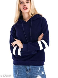 Sweatshirts Voguish Fleece Printed Sweatshirt  *Fabric* Fleece  *Sleeves* Full Sleeves Are Included  *Size* XS- 32 in, S- 34 in, M- 36 in, L- 38 in, XL- 40 in  *Length* Up to 25 in  *Type* Stitched  *Description* It Has 1 Piece Of Women's Sweatshirt  *Work* Printed  *Sizes Available* XS, S, M, L, XL, XXL *   Catalog Rating: ★4.3 (1769)  Catalog Name: Women's Voguish Fleece Printed Sweatshirts Vol 1 CatalogID_76721 C79-SC1028 Code: 474-676334-