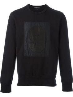 ALEXANDER MCQUEEN 9 Patch Sweatshirt. #alexandermcqueen #cloth #sweatshirt