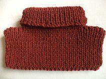 Schal Kinder Schalkragen Merinowolle Schlauchschal