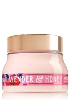 French Lavender & Honey Honey Body Soufflé - Signature Collection - Bath & Body Works