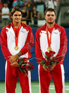 Roger and Stan                                                       …
