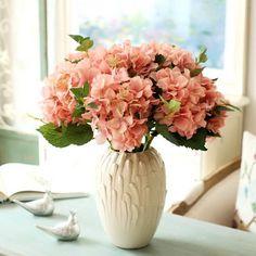 【鱼西美屋】洛丽塔绣球仿真花套装饰花摆件假花仿真花客厅花艺