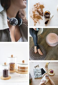Oh the lovely things: Friday DIY Roundup + Another Health Update