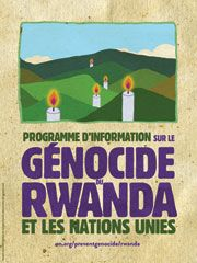 7 avril : Il y a 20 ans aujourd'hui débutait le génocide au Rwanda pendant lequel plus de 800 000 victimes innocentes ont été sauvagement tuées. L'ONU leur rend hommage, ainsi qu'à la bravoure et à la résilience des survivants.  Parce que se souvenir est primordial, voici en images les principaux évènements survenus au Rwanda depuis la période coloniale jusqu'à aujourd'hui. http://bit.ly/1ilgnP3