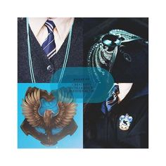 Harry Potter ❤ liked on Polyvore featuring ravenclaw and harry potter