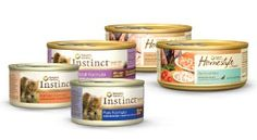 Coupon - Nature's Variety Cat Food