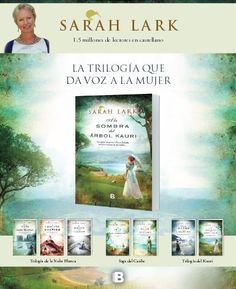 Libros que hay que leer: Sarah Lark: la reina de la novela landscape