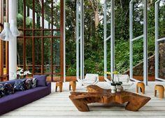 21 Beautiful Indoor/Outdoor Spaces