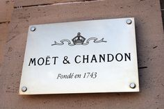 Toured this champagne house when we were in France two years ago.