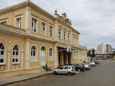 Estação Saudade - Ponta Grossa, Paraná