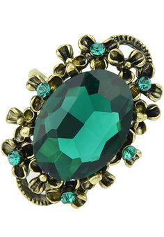 http://www.sheinside.com/Green-Gemstone-Gold-Flower-Ring-p-202165-cat-1759.html