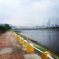 Some great weather the past few weeks has made for some wonderful biking in #taipei #taiwan 最近天氣很好所以是騎腳踏車的良機