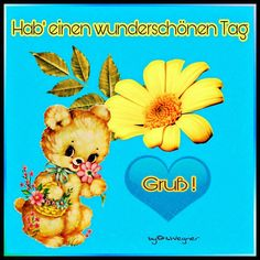 ᐅ Schönen Tag Bilder - Schönen Tag GB Pics - GBPicsOnline National Sleep Foundation, Wonderful Pistachios, Air Popped Popcorn, Bedtime Snacks, How To Slim Down, Mood, Teddy Bear, Animals, Paintings