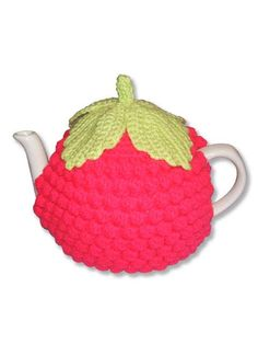 Christmas gifts ideas for keen cooks and the house-proud, from raspberry tea cosies to Royal Shakespeare Company posters Blackberry Tea, Raspberry Tea, Strawberry Tea, Cosy Cafe, Handmade Lampshades, Mug Cozy, Tear, Sweet Tea, Hot Pads