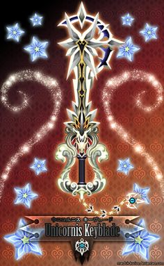 Keyblade Unicornis by Marduk-Kurios on DeviantArt