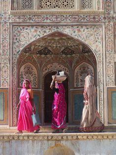 Jaipur Amber Fort, India