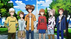 Digimon Adventure Tri: Digimon's Grown-Up Reunion Party | Lady ...