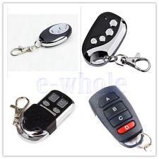 315 433 Mhz 2 4 Button Clone Garage Car Door Remote Control Duplicator Key Gw