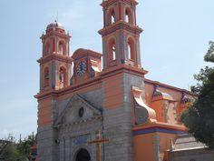 Iglesia, Iguala, Guerrero