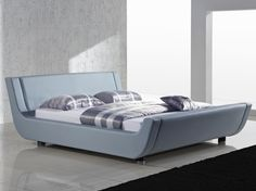 IQ Bed - Ringo upholstered bed.  Showroom: 220 Elm 302  #hpmkt