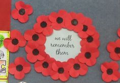 My students created this Remembrance Day Wreath. My students created this Remembrance Day Wreath. My students created this Remembrance Day Wreath. My students created this Remembrance Day Wreath. Remembrance Day Quotes, Remembrance Day Activities, Remembrance Day Poppy, Paper Plate Poppy Craft, Toddler Crafts, Crafts For Kids, Quick Crafts, Memorial Day Poppies, Poppy Craft For Kids
