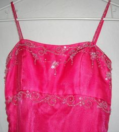 """Lovely Pink Gown by Studio 17 Fits 30""""Bust Size 0 Free Shipping $29.00"""