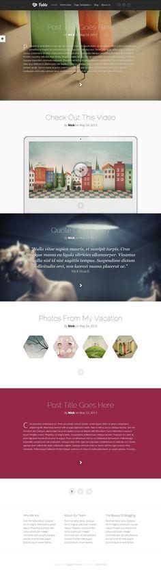 Fabel Elegant Blog WordPress Theme http://www.elegantthemes.com/affiliates/idevaffiliate.php?id=20259=6855 #wordpress #blog #theme