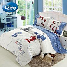 Mickey Mouse Gloves White Disney Bedding Mickey Mouse House, Mickey Mouse And Friends, Cool Beds For Boys, Bedroom Themes, Bedroom Decor, Mickey Decorations, Disney Furniture, Disney Bedding, Disney Bedrooms