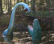 Dinopark im Jura - Schweiz