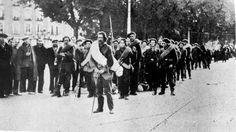 La vuelta a casa de las Brigadas Internacionales - ABC Historia - ABC.es