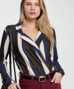 Blusa Social Feminina com Preços Incríveis no Shoptime