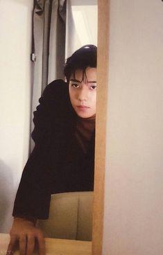 """[SCAN]  #EXO Photocard - """"Universe"""" #SEHUN"""