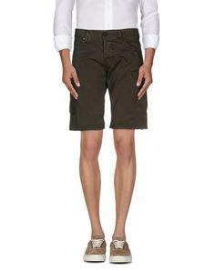 #Les hommes bermuda uomo Verde militare  ad Euro 47.00 in #Les hommes #Uomo pantaloni bermuda