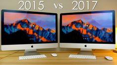 2015 vs 2017 iMac Comparison - Should you upgrade? The Creator, Apple, Closer, Hardware, Content, Popular, Model, Ios