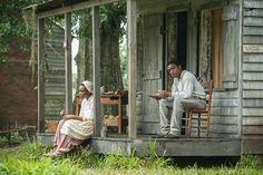 Production Designer:- Adam Stockhausen  12 Years a Slave