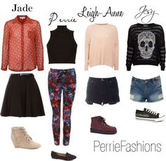 little mix inspired outfit