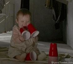 The cup song performed by Judith grimes-walking dead Judith - Baby Judith is so cute!