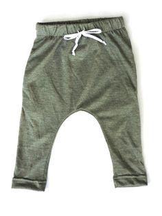 'Olive' Easy Pant – Little Adi + Co.