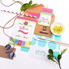 Floral fiesta invitation printable - Pretty and Print