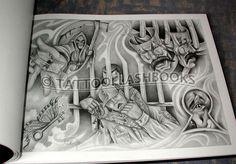 tattoo+flash+book.com | Free Download Tattooflashbooks Com Miki Vialetto Lowrider Tattoo Flash ...