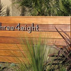 Modern Home Signage Design Ideas, Pictures, Remodel, and Decor