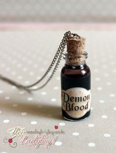 Demon Blood - Os Instrumentos Mortais