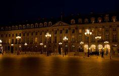 Historic Hotels: The Ritz, Paris