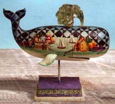 Jim Shore Whale God's Greatest Creature New in Box | eBay