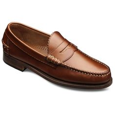 Kenwood - Slip-on Penny Loafer Men's Dress Shoes by Allen Edmonds