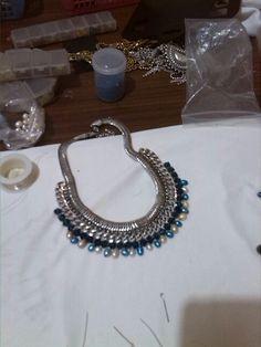 Perlas y metal
