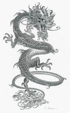 Dragon Art Design.